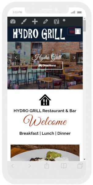 hydro-grill-on-iphone