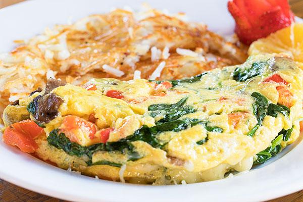 Hydro Grill Breakfast Omelette